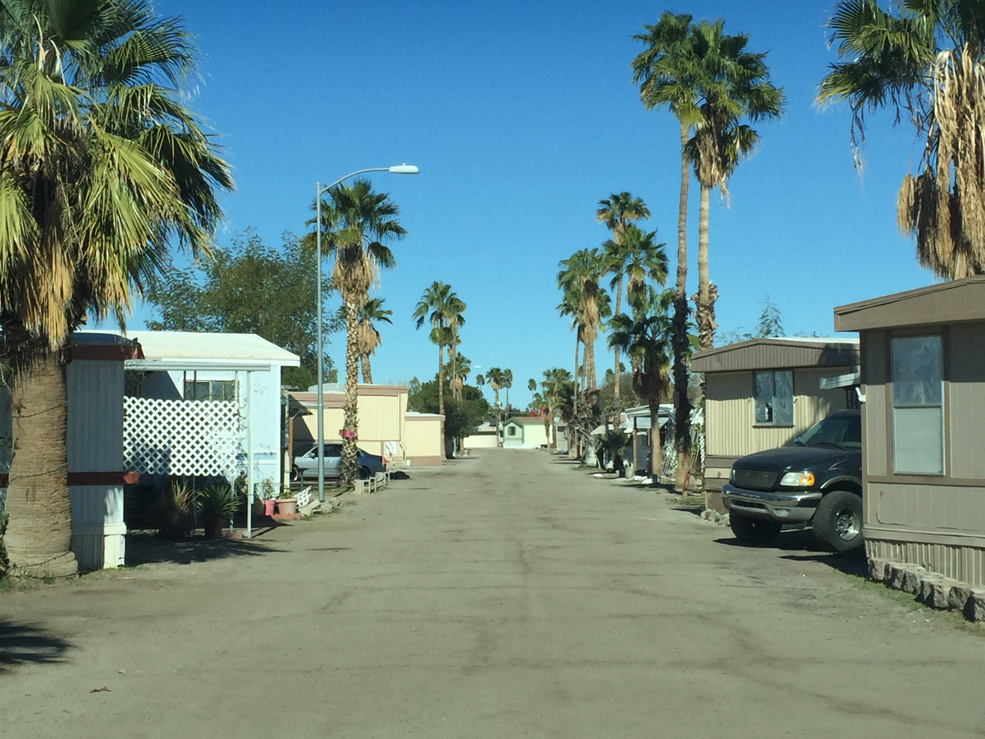 The aging of the mobile home stock and lack of dependable and economical chattel financing has resulted in the inability of many mobile home owners to replace older, substandard homes in rental parks.